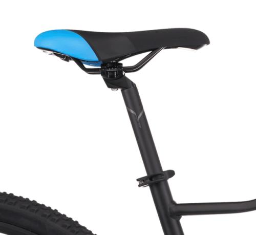 """Rower Kross Lea 8.0 XS 27,5"""" czarno-różowo-niebieski"""