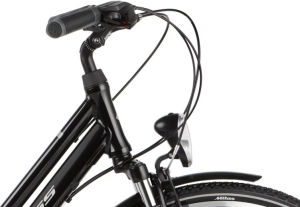 "Rower Kross Trans 2.0 SR M 28"" damski czarny szary"