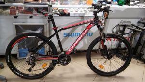 """Rower Orbea Alma H60 M 26"""" czarno-czerwono-biały"""