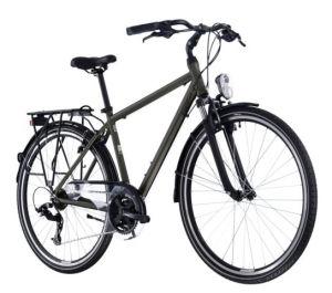 """Rower Kross Trans 2.0 SR L 28"""" męski khaki czarny"""