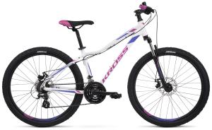 "Rower Kross Lea 3.0 XXS 26"" biało-fioletowy"