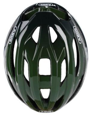 Kask rowerowy Abus Storm Chaser rozmiar M (54-58cm) zielony
