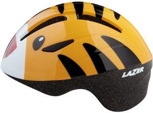 Kask rowerowy dziecięcy Lazer Bob+ (46-52cm) Tiger