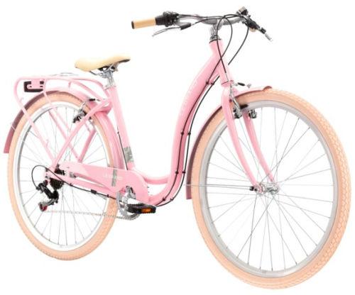 "Rower Le Grand Lille 2 M 28"" damski różowy szary"