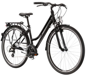"""Rower Kross Trans 2.0 M 28"""" damski czarny szary"""
