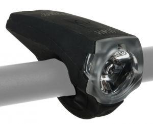 Lampa rowerowa Author Nero 200 lm przód USB