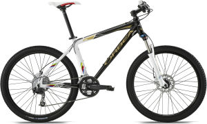 """Rower Orbea Sherpa M 26"""" czarno-biało-brązowy"""