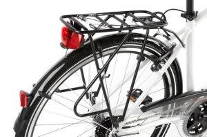 """Rower Kross Trans 4.0 L 28"""" męski perłowy czarny"""