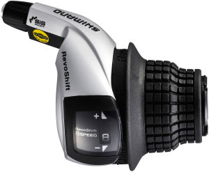 Manetka Revoshift Shimano Tourney SL-RS45 8 rzędowa prawa