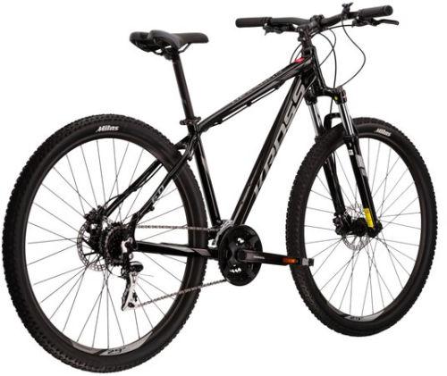 """Rower Kross Hexagon 6.0 M 29"""" czarny szary grafitowy"""