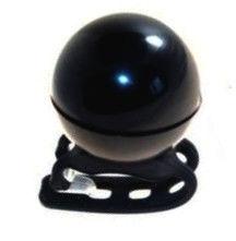 Dzwonek rowerowy elektroniczny 2K XC-149 czarny