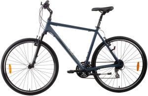 """Rower Wheeler Cross 6.2 28"""" 52cm niebieski czarny"""