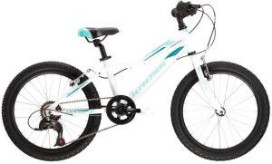 """Rower Kross Lea Mini 1.0 SR 20"""" biały turkusowy"""