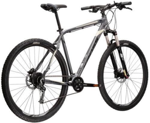 """Rower Kross Hexagon 8.0 M 29"""" grafitowy srebrny czarny"""