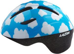 Kask rowerowy dziecięcy Lazer Bob+ (46-52cm) Clouds