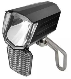 Lampa rowerowa 2K JY-7112 na prądnicę przód