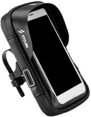 Uchwyt rowerowy na telefon Ultra Sensitive BKB012