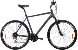 """Rower Wheeler Cross 6.2 28"""" 56cm niebieski czarny"""