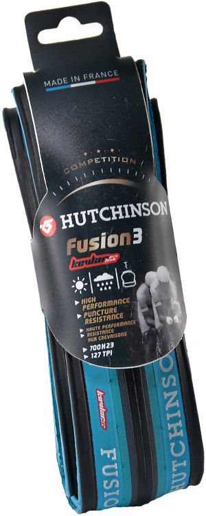Opona rowerowa Hutchinson Fusion 3 (700x23)