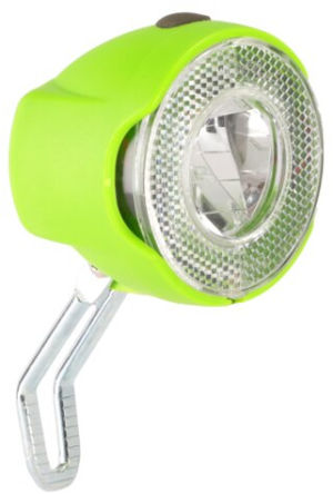 Lampa rowerowa przednia Le Grand Sunlight Super zielona