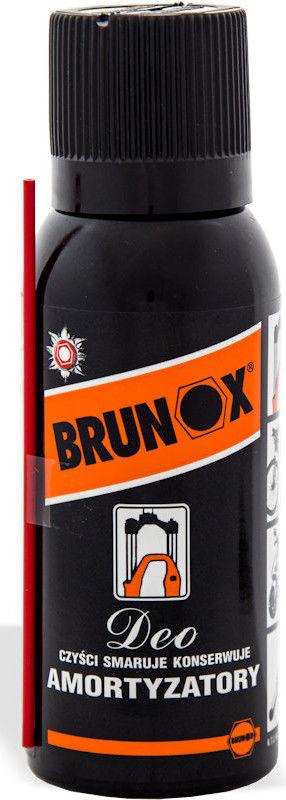Preparat do amortyzatorów Brunox Deo Spray 100 ml