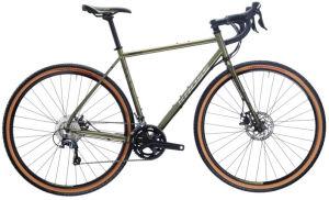 """Rower Kross Esker 4.0 S 28"""" zielony czarny"""