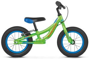 """Rower dziecięcy biegowy Kross Kido 12"""" zielony+ wiatraczek na kierownicę GRATIS"""