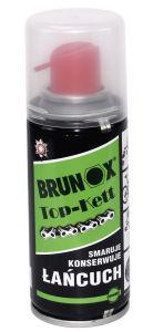 Brunox TOP-KETT  Smar do łańcucha  SPRAY 100 ml