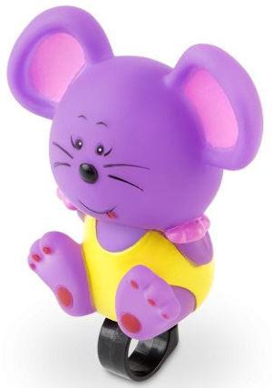 Dzwonek klakson rowerowy dziecięcy Kross Mouse