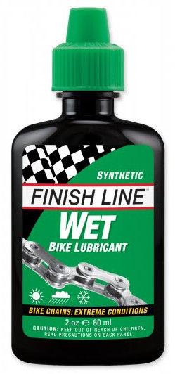 Olej do łańcuchów rowerowych Finish Line Cross Country 60 ml