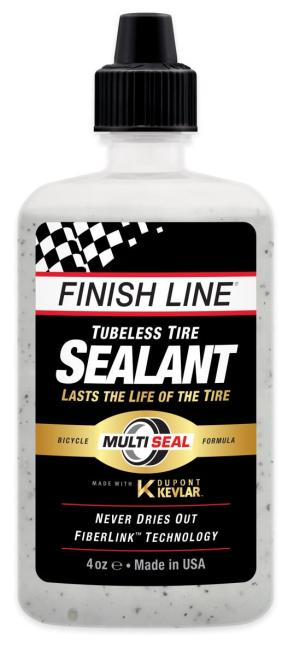 Uszczelniacz mleczko do opon rowerowych Finish Line Sealant Tubuless Tire 120 ml