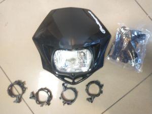 Lampa reflektor przedni do motocykla - Polisport MMX uniwersalny