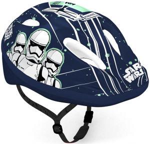 Kask rowerowy dziecięcy Disney Star Wars rozmiar M (52-56cm)