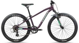 """Rower Orbea MX 24 XC 24"""" fioletowy miętowy"""