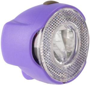 Lampa rowerowa przednia Le Grand Sunlight Super fioletowa