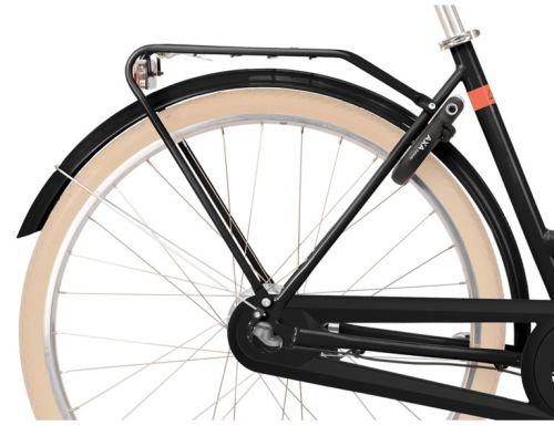 "Rower miejski Le Grand Virginia 1 28"" L czarny"