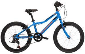 """Rower dziecięcy Kross Hexagon Mini 1.0 SR 20"""" niebieski pomarańczowy"""