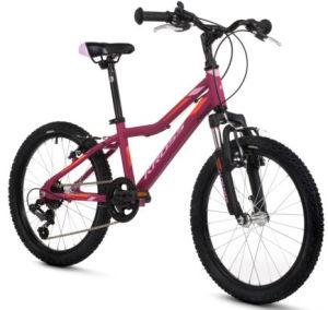 """Rower Kross Lea Mini 2.0 SR 20"""" różowy pomarańczowy"""