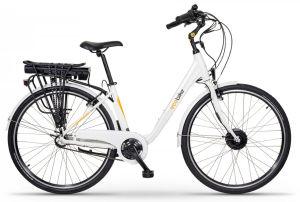 """Rower elektryczny EcoBike Basic Nexus White 28"""", bateria 10,4 Ah"""