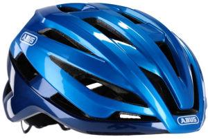 Kask rowerowy dziecięcy Abus Storm Chaser rozmiar S (51-55cm) niebieski