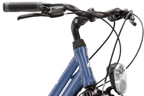 """Rower Kross Trans 2.0 S 28"""" damski niebieski biały"""