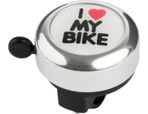 Dzwonek rowerowy Kross I LOVE MY BIKE