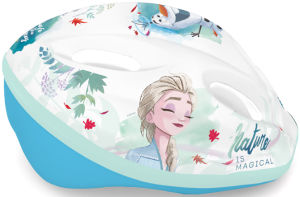 Kask rowerowy dziecięcy Disney Frozen 2 rozmiar M (52-56cm)