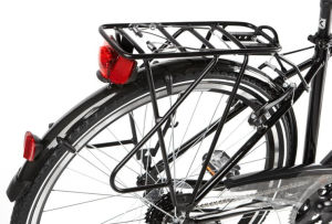 """Rower Kross Trans 4.0 M 28"""" męski czarno-szary"""