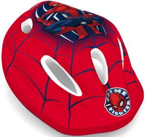 Kask rowerowy dziecięcy Disney Spider Man rozmiar M (52-56cm)