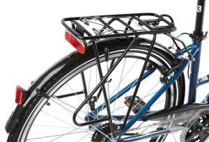 """Rower Kross Trans 3.0 L 28"""" damski niebieski szary"""