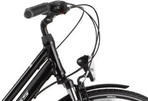 """Rower Kross Trans 2.0 SR L 28"""" damski czarny szary"""