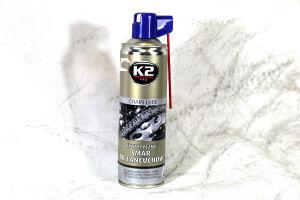 SYNTETYCZNY SMAR DO ŁAŃCUCHÓW K2 500ML